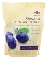 Organic D'Noir Prunes Pitted