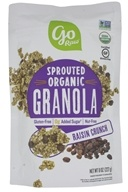 Go Raw - Sprouted Granola Raisin Crunch -