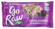 Go Raw - Organic Sprouted Bar Raisin Crunch