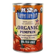 Organic Pumpkin For Dogs & Cats
