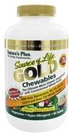 Source Of Life Gold Chewables Ultimate Multi-Vitamin