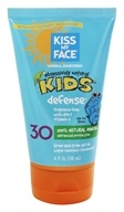 Kids Natural Mineral Sunblock Lotion