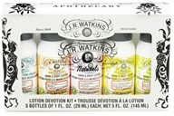 JR Watkins - Naturals Apothecary Lotion Devotion Kit