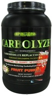 DROPPED: Carbolyze Carbohydrate Replacement Drink Fruit Punch - 4.4 lbs. CLEARANCE PRICED