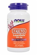 NOW Foods - 7-Keto LeanGels 100 mg. -