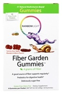 Rainbow Light - Fiber Garden Gummies - 30
