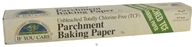 Parchment Baking Paper Unbleached Totally Chlorine-Free (TCF)