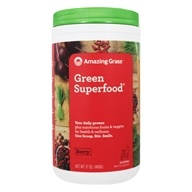 Amazing Grass - Green SuperFood Drink Powder 60