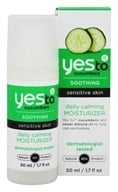 Yes To - Cucumbers Soothing Daily Calming Moisturizer