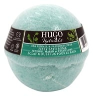 Hugo Naturals - Fizzy Bath Bomb Sea Fennel