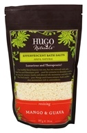 Hugo Naturals - Effervescent Bath Salts Reviving Mango