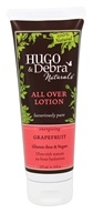 Hugo Naturals - All Over Lotion Energizing Grapefruit