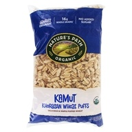 Nature's Path Organic - Cereal Kamut Puffs -