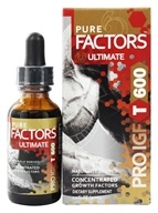 Pure Factors Ultimate Concentrated Growth Factors From Deer Velvet Antler