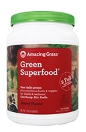 Amazing Grass - Green SuperFood Drink Powder Value