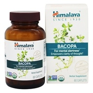 Himalaya Herbal Healthcare - Bacopa Mental Alertness -
