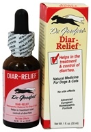Dr. Goodpet - Diar-Relief Homeopathic Formula For Dogs