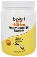 Whey Protein Supplement rBGH Free