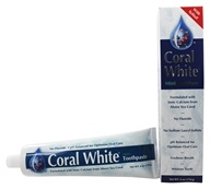 Coral White Toothpaste with Xylitol