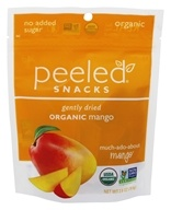 Peeled Snacks - Organic Fruit Picks Much-Ado-About-Mango -