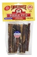 Smokehouse Pet Products - Beef Pizzle Stix For