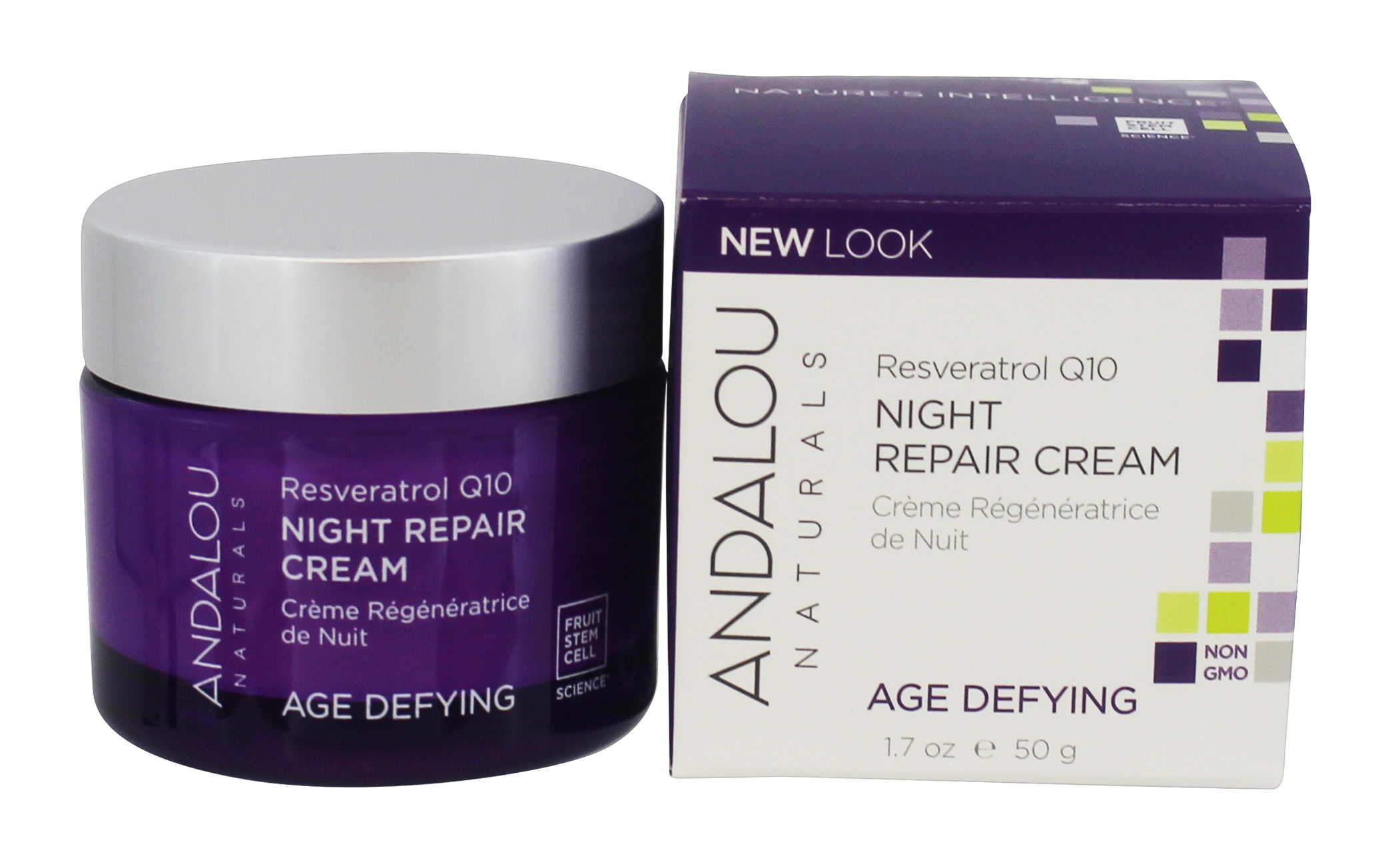 Argan Stem Cell Recovery Cream Pod by andalou naturals #5