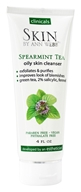 Skin Organics Spearmint Tea Exfoliating Cleanser