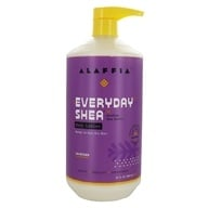 Alaffia - Everyday Shea Moisturizing Body Lotion Lavender