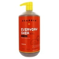 Alaffia - Everyday Shea Moisturizing Body Wash Unscented