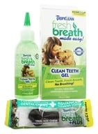 Tropiclean - Fresh Breath Clean Teeth Gel -
