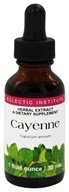 Eclectic Institute - Cayenne Herbal Extract - 1