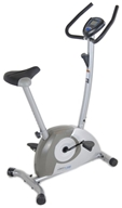 Magnetic Upright 1300 Exercise Bike 15-1300