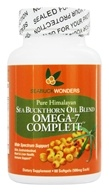 Sea Buckthorn Oil Blend Omega-7 Complete