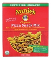 Annie's - Organic Snack Mix Pizza - 9