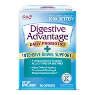 Schiff - Digestive Advantage Intensive Bowel Support -