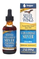 Natural Path Silver Wings - Colloidal Silver 250