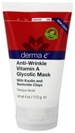 Derma-E - Anti-Wrinkle Vitamin A Glycolic Mask -