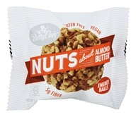 Nuts About Almond Butter Energy Balls