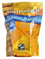 Garlic Doggie Bagels Dog Treats