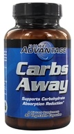 Carbs Away with White Kidney Bean Extract