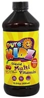 Pure Kidz - Liquid Multi Vitamin Cherry -