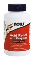 NOW Foods - Acid Relief with Enzymes -