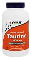 NOW Foods - Taurine Double Strength 1000 mg.