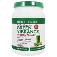 Vibrant Health - Green Vibrance Version 15.0 Daily