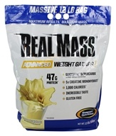 Gaspari Nutrition - Real Mass Advanced Weight Gainer