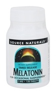 Source Naturals - Melatonin Timed-Release 2 mg. -