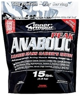 DROPPED: Anabolic Peak Loaded Mass Gainer's Edition Strawberry - 15 lbs. CLEARANCE PRICED