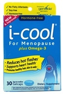 i-Cool - For Menopause plus Omega-3 - 30