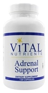 Vital Nutrients -Support surrénale - 120 Capsules
