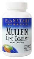 Planetary Herbals - Mullein Lung Complex 850 mg.